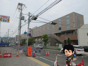神戸市中央卸売市場本場 中央棟