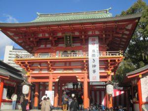 生田神社 節分祭 1