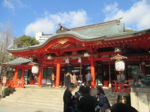 生田神社 節分祭 4