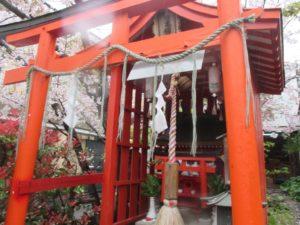 熊高稲荷神社