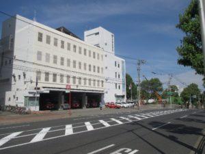 兵庫区役所・新庁舎 工事 1