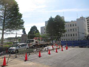 兵庫区役所・新庁舎 工事 5