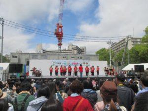 第48回 神戸まつり(兵庫区)